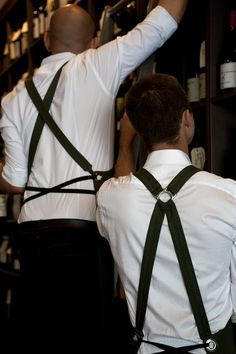 New aprons coming to restaurant !