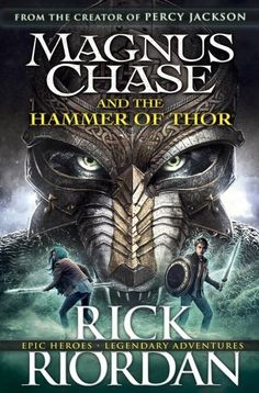 Booktopia has Magnus Chase and the Hammer of Thor, Magnus Chase and the Gods of Asgard: Book 2 by Rick Riordan. Buy a discounted Paperback of Magnus Chase and the Hammer of Thor online from Australia's leading online bookstore. The Kane Chronicles, Annabeth Chase, Thors Hammer, Magnus Chase Book 2, Percy Jackson, Loki, Albin Michel Jeunesse, Rick Riordan Books, Book People