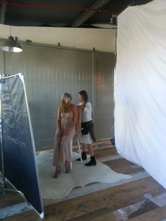 Behind the Scenes, Spring/Summer 14 with Ziera Shoes