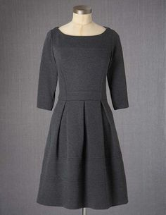 Boden's Libby Dress - love this simple, classic dress. Jazz it up with a statement necklace, class it up with pearls.