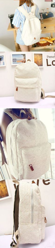 Fashion Sweet Floral Lace Backpack for Girls,backpack for girls,shoulder backpack - - http://makeupaccesory.com/fashion-sweet-floral-lace-backpack-for-girlsbackpack-for-girlsshoulder-backpack/