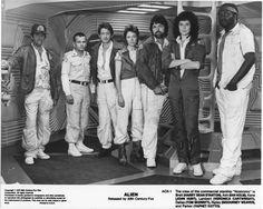 Alien still complete cast #alien #ripley