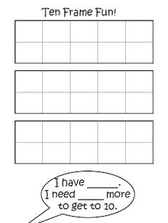 Shaking It Up in 1st Grade: Math Station FREEBIE!!