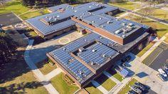 Öko-Schule auf hohem Niveau