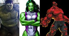 If No Solo Film For THE INCREDIBLE HULK – When Can We See His Buddies?