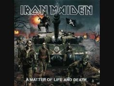 Iron Maiden - For the Greater Good of God - YouTube