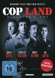 Cop Land * IMDb Rating: 6,9 (50.145) * 1997 USA * Darsteller: Sylvester Stallone, Harvey Keitel, Ray Liotta,