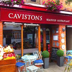 Cavistons, fantastic place, thanks Peter... 58-59 Glasthule Road, Sandycove, Co. Dublin, Ireland