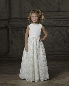 Forever Yours 2905 flower girl dress
