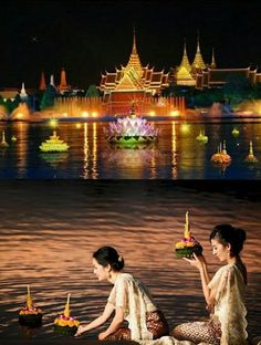 Loy Kratong Festival, Thailand