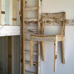 Piet Hein Eek collectie geïnspireerd op sloophout.