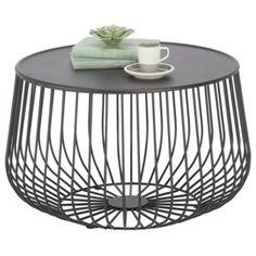 Odkladacie stolíky | FAVI.sk Coffee, Design, Furniture, Home Decor, Minimalist, Steel, Black, Circuit, Kaffee