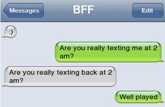 @Brynn Paxton haha we've done this:)
