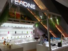 Tea One Shop