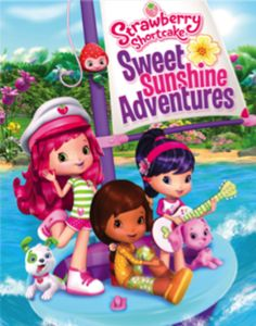 """Strawberry Shortcake: Sweet Sunshine Adventure"" #SweetSunshineInsiders @FHEInsiders (& Giveaway Ends 3/25) Read more at http://momandmore.com/2016/03/strawberry-shortcake-sunshine.html#iVRoGVPkzlD5mhYx.99"
