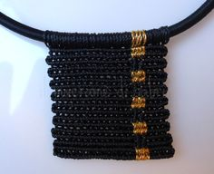 collana in Cavandoli style