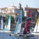 Extreme Sailling Series in Porto last weekend