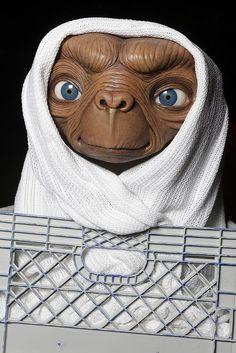 Las 22 mejores imágenes de E.T Merchandising. Peluches