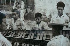 Nuestra Música: La marimba