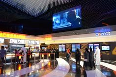 Bahrain Cinema Company, market leaders in the entertainment industry in the Kingdom of Bahrain, opened its new 6 screen Cineplex in Wadi Al Sail Mall in Riffa to the public on Thursday, the 14th of April 2016.