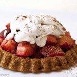 Clean Eating Strawberry Shortcake