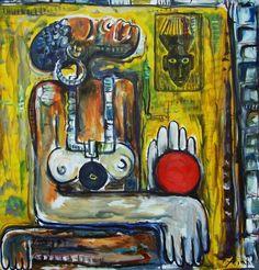 News from our art gallery! #art #original #originalart #unique #uniqueart #artforyou #artforthehome #artforhome #artforyourhome #nobarewalls #wallart #wallcoverings #interior #interiordesign #homeiswheretheartis #buyoriginalart #buyart #makeartwork #handmade #handcrafted #artforinstagram #artistsofinstagram #instaart Voodoo by Aina Ciceniene