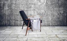 Diakon - Polish armchair from 60s EDIT : Sofas & armchairs by Siedzisko