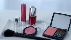 How to Apply Blush in 5 Seconds Videos   Beauty How to's and ideas   Martha Stewart