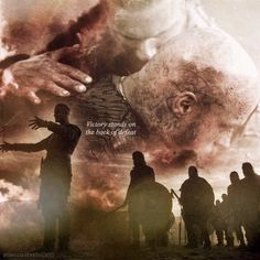 Vikings ~ Vicktory stands on the back of Defeat! Vikings Season 4, Vikings Tv Show, Sons Of Ragnar, Ragnar Lothbrok Vikings, Viking Baby, Viking Series, Ivar The Boneless, Popular Tv Series, History Channel