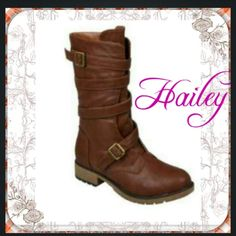 ❗Adorable Black Boots❗ Worn only once , these are in great condition and are so versatile!! 6-1/2 Hailey Shoes