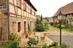 Ferienwohnung in saniertem Fachwerkhaus aus den Jahr 1780 in Pirna in der Nähe von Dresden …