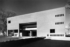 Architecture of Harry Weese
