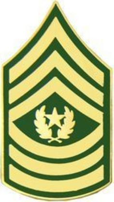 Im writing a paper and i need to know if being sergeant is a good military rank.?