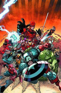AVENGERS VS X-MEN #10 (OF 12) AVX