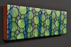 Jason h. Green. - architectural ceramic tile sculpture wall mathematical tiling aperiodic math optical llusion.