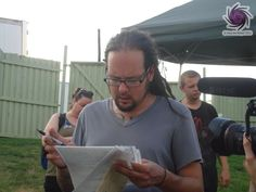 I'm lovin' the hair pulled back. Jonathan Davis, Pulled Back Hairstyles, Music Do, Korn, Save My Life, Great Bands, Brain, Crushes, Celebs