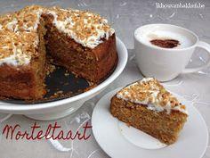 Ik hou van bakken: Mijn topfavoriet : worteltaart ! Veggie Recipes, Sweet Recipes, Dessert Recipes, Cake Recept, Carrot Cake, Tiramisu, Banana Bread, Carrots, Good Food
