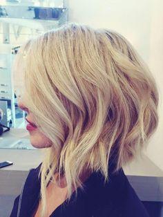 Short Shattered Bob Haircuts