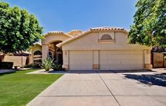 Come join us at our Open House this Sunday, Aug. 24th - 12pm - 3 pm.  Gorgeous home in mint condition located in a beautiful neighborhood with lots of pride of ownership & NO HOA; T Great location close to Arrowhead Mall, restaurants, schools, parks, Peoria Sports Complex, Cardinal's stadium & 101. Check out this link -
