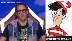 #BBAU Where's Jakey?  Jake's just another face in the crowd after his eviction from the #BigBrother house tonight.   His geeky look may have been calculated, but I think his geeky personality was all natural. Did anyone else find his rapping embarrassing?  http://oztvreviews.com/2014/10/seven-of-thirteen-big-brother-housemates-up-for-eviction/
