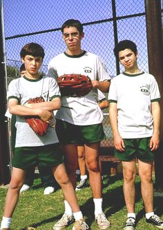 Sam, Bill, & Neal - Freaks and Geeks (John Francis Daley, Martin Starr, and Samm Levine)