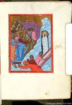 Gospel book - Medieval & Renaissance Manuscripts Online - The Morgan Library & Museum