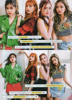 Rosé, Lisa, Jisoo and Jennie