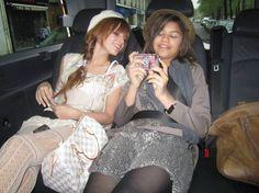 bella thorne in paris    Bella Thorne and Zendaya Coleman in Paris Promoting Shake It Up ...