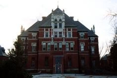 Norwich State Hospital For The Mentally Insane