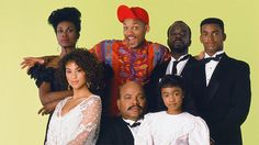 Carlton Posts Fresh Prince Of Bel Air Cast Reunion Pic #FreshPrince #WillSmith #AlfonsoRibeiro