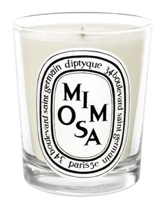 Diptyque Mimosa Scented Candle - Neiman Marcus