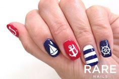sailor nails - Google keresés