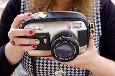 Not Your Average Ashley: Strike a Pose: Betsey Johnson Camera Bag