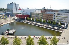 Bootshafen, Kiel, Northern Germany